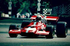 1970 Frank Williams Racing – DeTomaso 505