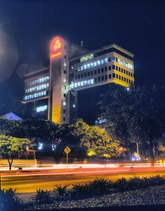 Torre Empresarial Bancafé. Año de construcción: 1998 Ciudad: Medellín, Antioquia, Colombia. Cliente: Fideicomiso ADM Torre Bancafé (Alianza Fiduciaria S.A.)