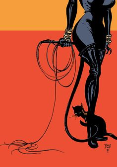 Tim Sale: Catwoman_When in Rome (HC)'s cover written by Jeph Loeb, illustrated by Tim Sale, published by DC Comics in 2004.
