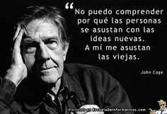 John Cage #motivación #tecnología