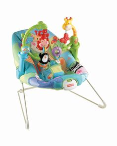 Fisher Price Discover and Grow Bouncer available online at http://www.babycity.co.uk/