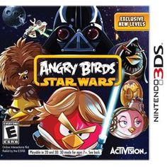 New Deals Added Everyday ! Angry Birds Star ... Check it out here http://www.homegoodsgalore.com/products/angry-birds-star-wars-nintendo-3ds?utm_campaign=social_autopilot&utm_source=pin&utm_medium=pin