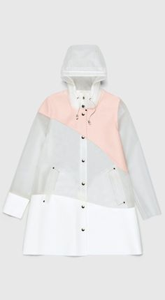 Stutterheim x Garance Doré - Woman – Stutterheim Raincoats T-shirts Blouses & Shirts Outerwear Knitwear Intimates, dress, clothe, women's fashion, outfit inspiration, pretty clothes, shoes, bags and accessories