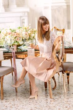 The Ultimate Pottery Barn Dream Bridal Shower!