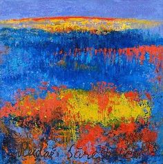 Reidar Särestöniemi - Alchetron, The Free Social Encyclopedia But Is It Art, Nordic Art, Post Impressionism, European Paintings, Art Studies, Landscape Paintings, Oil Paintings, Landscapes, Collages