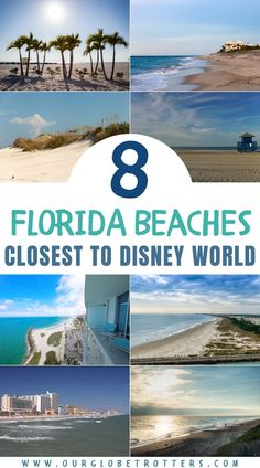 Extend your trip to Disney World and Orlando with a trip to one of Florida's most loved beaches. We look at both your Atlantic Coast and Gulf Coast beach options close to Orlando to make a perfect Florida family vacation | Florida Vacation | Disney Vacation | Best US Beach Vacations| Our Globetrotters Family Travel Blog Best Family Vacation Destinations, Beach Vacations, Florida Vacation, Florida Travel, Usa Travel, Travel Destinations, Travel Tips, Disney World Florida, Disney World Vacation
