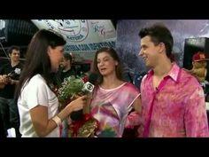 Reportagem do Pedido de Casamento Escola de Samba na Globo