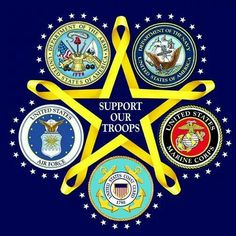 Thank you for service and sacrifice.