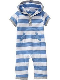 Hooded One-Pieces for Baby | Old Navy