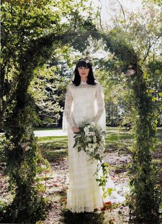 #ruedeseine beautiful Vintage Dress featured in Fashion Quarterly