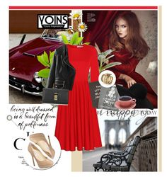 """""""YOINS"""" by anastasia-ana ❤ liked on Polyvore featuring Pier 1 Imports, Steidl, Jimmy Choo, Monki, vintage, women's clothing, women, female, woman and misses"""