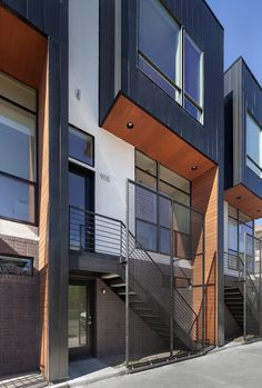 Gallery - Emerson Rowhouse / Meridian 105 Architecture - 4