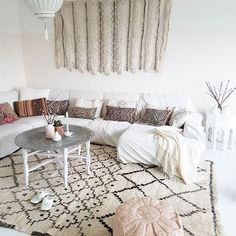 The person who prepares to host luxurious fundraisers ought to have a different … - Bohemian Home Living Room Home Room Design, Farmhouse Decor Living Room, Home Living Room, Farm House Living Room, Moroccan Living Room Furniture, Diy Apartment Decor, Moroccan Decor Living Room, Morrocan Decor, Home And Living
