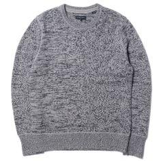 Wings + Horns Marled Crewneck Sweater, via Haven