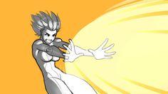 Fight Animation Test, Syko San on ArtStation at https://www.artstation.com/artwork/xPL0W