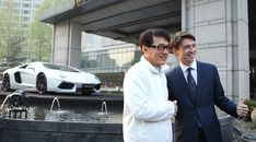 Lamborghini Aventador x The Jackie Chan Edition   MR.GOODLIFE. - The Online Magazine for the Goodlife.