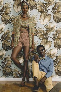 AFRICAN VINTAGE Photo: Raphael Lucena et Carol Wehrs – FARM RIO #print