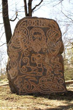 Rune Stones: Donar by Fibacz