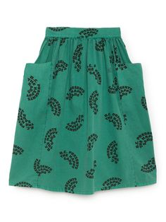 The Happy Sads all over print midi skirt by Bobo Choses. From The Happy Sads collection by Bobo Choses. We love this cool midi skirt by Bobo Choses. Fashion Kids, Dress Skirt, Midi Skirt, Skirts For Kids, Coton Bio, Kids Wear, Nice Dresses, Organic Cotton, Shopping