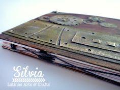 Silvia Scrap: Blog Hop El papel y sus Estilos. Aniversario de Hilda