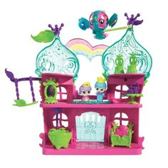 Zoobles - Princess Castle Playset - Listing price: $19.99 Now: $12.82 + Free Shipping