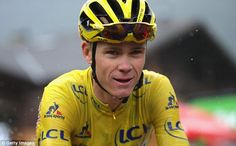 chris-froome  Country: Great Britain great-britain-flag Sport: Cycling- road Accolades: 2016 Rio Olympic Games Bronze medal in men's time trial Condition/Disorder: Bilharzia (tropical parasitic disease)