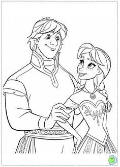 Frozen Coloring Pages Disneys