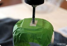 DIY: How To Drill Holes In Glass...for future reference