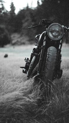 True #poetry #motorbike #custombike #caferacer #nohow
