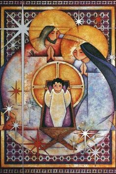 Holy Family posted by Mary Heinrich