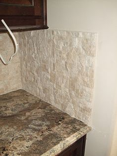 Where To Stop Tile Sidesplash In Kitchen