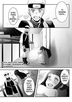 Naruhina: The Way Home In Winter bluedragonfan on Deviantart Naruto Shippuden Anime, Naruto And Hinata, Hinata Hyuga, Sakura And Sasuke, Anime Naruto, Boruto, Kakashi, Naruhina Comics, Naruhina Doujinshi
