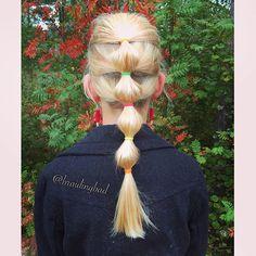 Bubbles 🎈🎐🎈😍! . . #bubblebraid #kuplaletti #cghbubblehawk #braid #braiding #braidinghair #braidideas #instabraids #letti #lettikampaus #letitys #hairdo #hairstyles #peinados #plaitedhair #suomiletit #braidsforgirls #hotbraidsmara #braidsforlittlegirls #featureaccount_ #braidinginspiration #inspirationalbraids #jennishairdays #see_your_braids