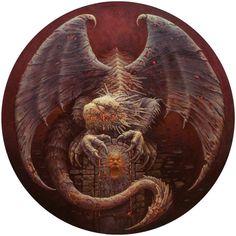 Dragon IV by Tomasz Alen Kopera