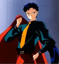 Seiya Kou/ Sailor Star Figther