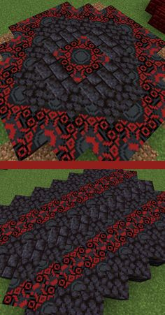 I was messing around as I usually do and found out these blocks work really well together! – Minecraft - I was messing around as I usually do and found out these blocks work really well. Minecraft Floor Designs, Plans Minecraft, Minecraft Villa, Architecture Minecraft, Minecraft Kunst, Casa Medieval Minecraft, Minecraft Banner Designs, Minecraft Mansion, Minecraft Structures