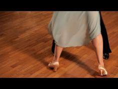 How to Do a Waltz Progressive Step | Ballroom Dance - YouTube