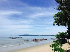 Island Krabi, thailand