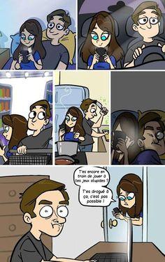 32 dessins qui montrent de manière drôle (et un peu flippante) à quel point les smartphones prennent contrôle de nos vies...