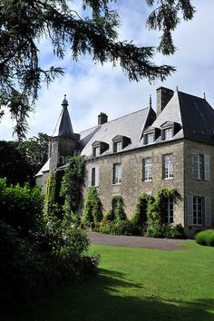 Chateau de Saint-Paterne - Normandy