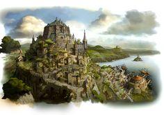 Harbor - Village + Fortress