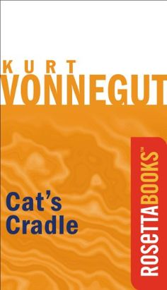 Todays Kindle SciFi/Fantasy Daily Deal is Cats Cradle ($1.99), by Kurt Vonnegut [RosettaBooks], with the companion audiobook $3.95.