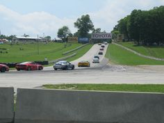 Road America turn 5, Elkhart Lake WI. I've raced here on a slowed down track driving a Porsche!  Great memory.