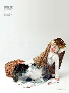 Kumandang Warna by Ryan Tandya for Dewi Magazine