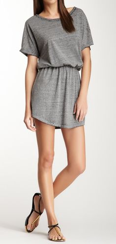 casual summer dress...perfect to slip on after a day at the beach.