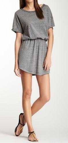 Comfy jersey dress