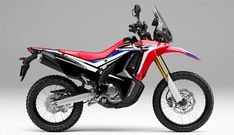 13 Crf 250 Rally Ideas Rally Honda Dual Sport