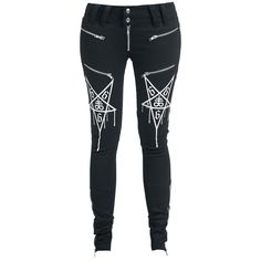 Occult Pant #Heartless