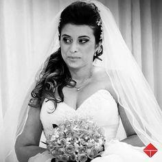 Linda foto da Noiva Rosana Alves Xavier!