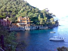 Portofino Harbour. Photo by  Marco Assini.